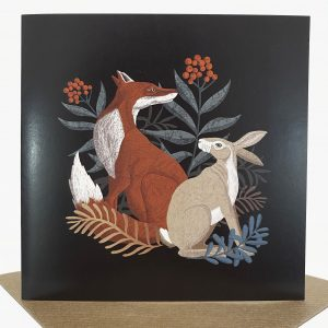 Fox and Hare Card