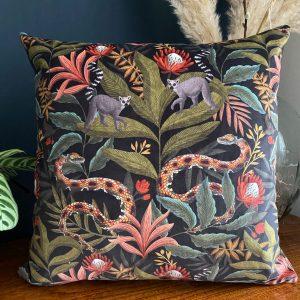 Tropical Mania cushion